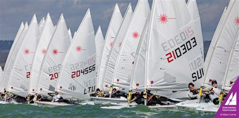 2018 Laser Radial Youth European Championships - Day 5