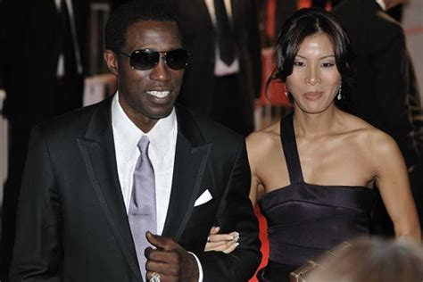 Full Detail on Wesley Snipes' Wife Nakyung Park! | by