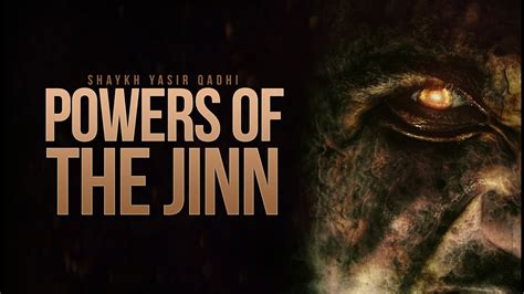 The Powers of the Jinn - Throne of Sheba - YouTube