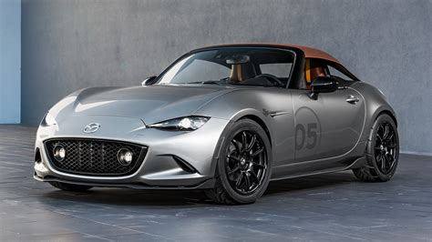 2015 Mazda MX-5 Spyder Concept - Wallpapers and HD Images
