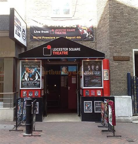 The Leicester Square Theatre, 6, Leicester Place, London