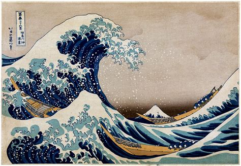File:Flickr - …trialsanderrors - Hokusai, Under the great