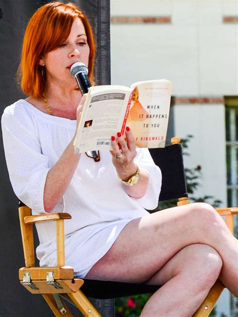 Molly Ringwald at USC Book Promotion -07 | GotCeleb