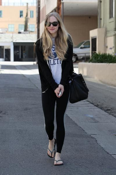 Celebrity Whereabouts: Amanda Seyfried candids in Hollywood