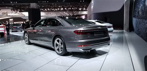 2019 Audi A7 and A8 at the NAIAS Charity Preview