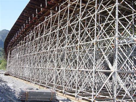 Buy Low Price Ring Lock Mobile Scaffolding for