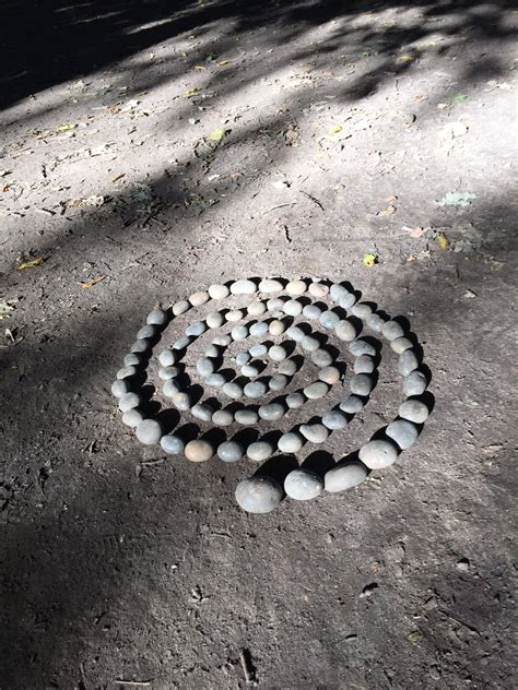 """Tracy Hopkins on Twitter: """"And 7yo's spiral, pebbly"""
