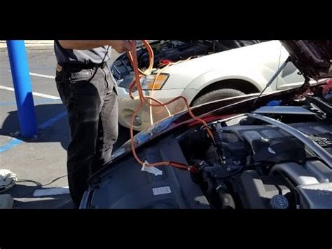 Stranded by a Dead Battery in my Aston Martin DB9 - YouTube